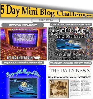 5 Day Mini Challenge Final Banner