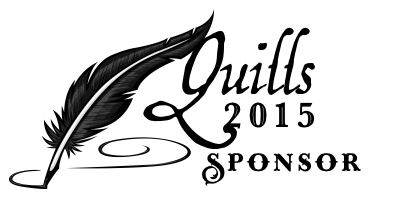 A signature for Quills sponsors to use