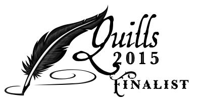 A signature for Quills finalists to use