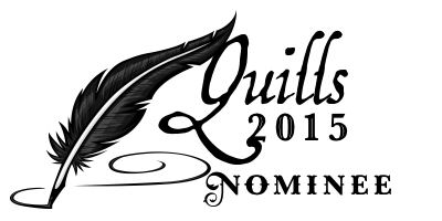 A signature for Quills nominees to use