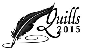 The official Quills image for 2015