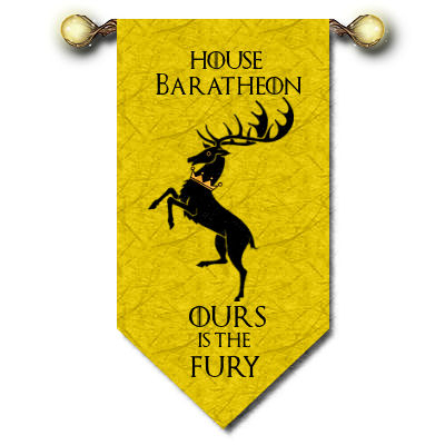 House Baratheon image for G.o.T.