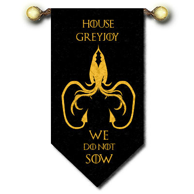 House Greyjoy image for G.o.T.