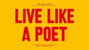 Motto of blog Poet@Work