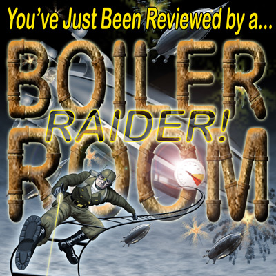 Port Raid from zeppelins, for The Boiler Room affiliated reviews.