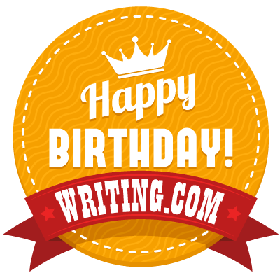 Happy Birthday, Writing.Com!