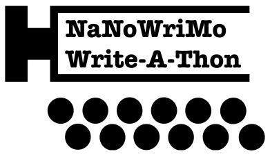2016 NaNoWriMo Write-A-Thon Banner