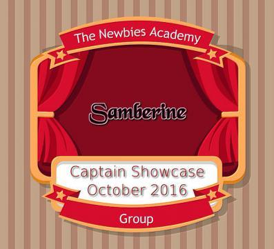 NAG Showcase Captain-October 2016