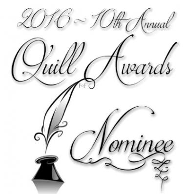 Signature for nominees of the 10th annual Quill Awards