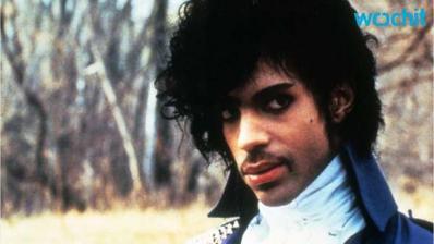 Image of Prince.