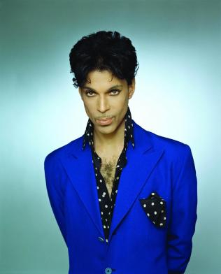 I can't resist another picture of Prince.