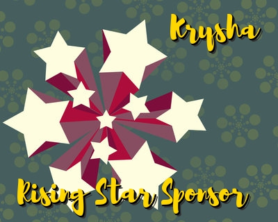 I am a Rising Star Sponsor!