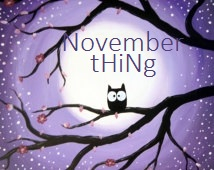Signature For November for tHiNg