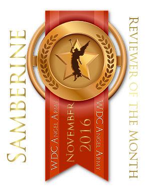 November plaque award from WDCAA