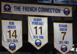 7/11/14...French Connection Day, if you're a Sabres fan.