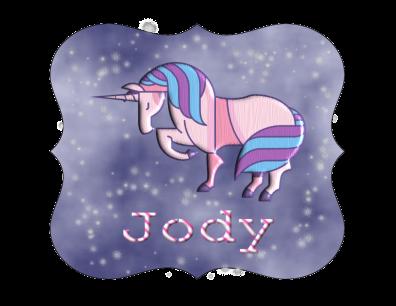 Pink, Fluffy Unicorn Signature