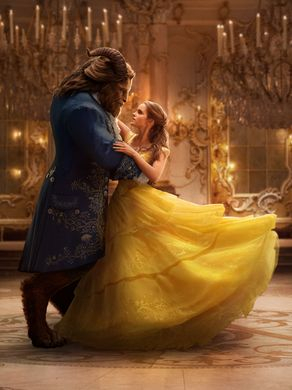 Neat Beauty and the Beast Image 2017.