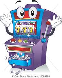 Slot machine writing prompt