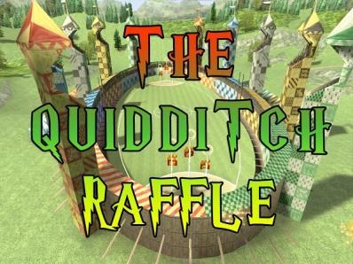 For the Quidditch Raffle