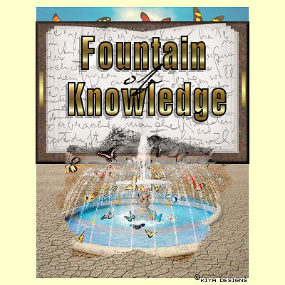 Banner for my Fountain of Knowledge Forum