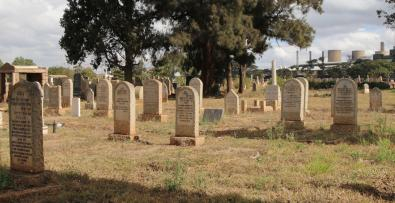 Jewish Graves, Harare's Pioneer Cemetery