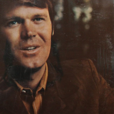 Glen Campbell Picture. He was a favorite with me.