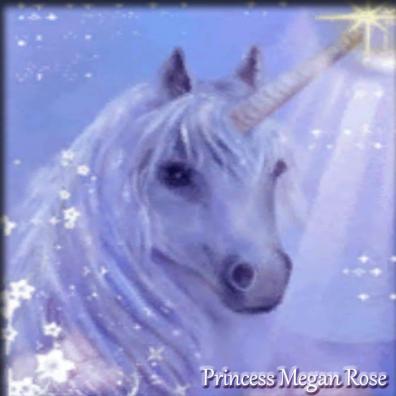 Winter Unicorn by best friend Angel.