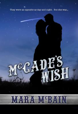 Cover Art for McCade's Wish