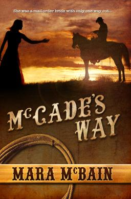 McCade's Way Cover Art