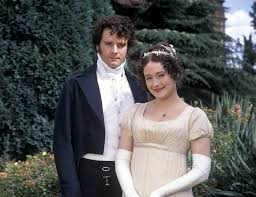 Darcy and Elizabeth from Pride and Prejudice Movie 1995