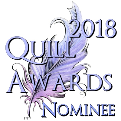 A signature image for use by anyone nominated for a Quill in 2018