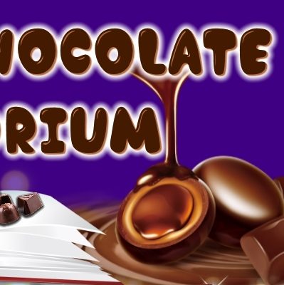 Second part of my Chocolate Emporium Banner.