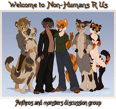 Banner for the anthro group