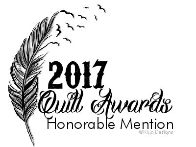 Signature image for Honorable Mentions for 2017 Quill Awards