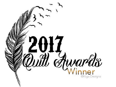Signature for winners of Quill Awards for 2017