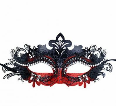 A handmade Masquerade mask