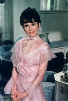 Beautiful picture of Audrey Hepburn in My Fair Lady.