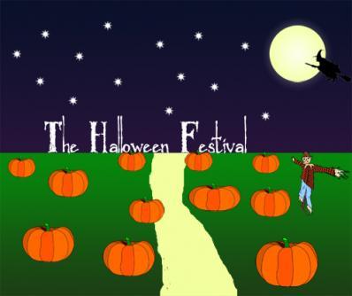 a Halloween auction + TRIPLE RAFFLE+ 100% original, handmade Halloween sigs! Closed! TY!