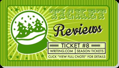 Raffle Ticket #8