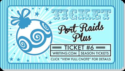 Raffle Ticket #6