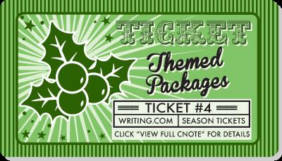 Raffle Ticket #4