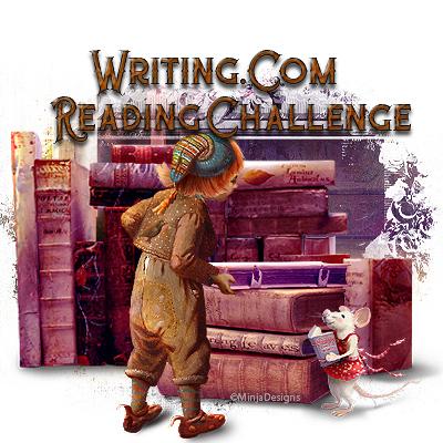 WdC Reading Challenge banner