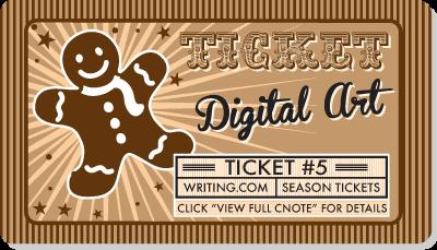 Raffle Ticket #5