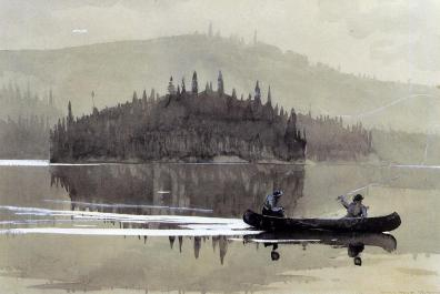 Painting by Winslow Homer