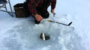 Ice Fishing pic for Winter Outdoor Activities raffle