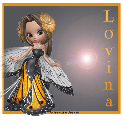 Lovina sig created by YelloWitch
