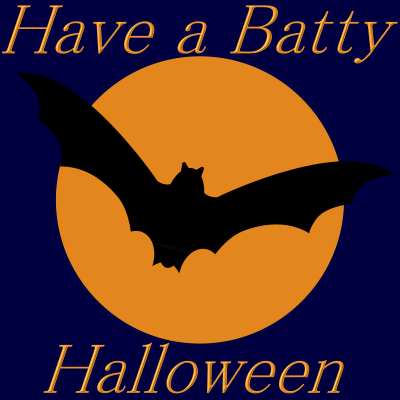 Have a Batty Halloween!!!