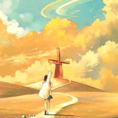 Like the windmill, never be still ...