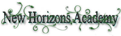 LOGO FOR NEW HORIZONS ACADEMY