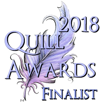 Signature for finalists in 2018 Quill Awards